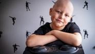 Kankerpatiëntje Vinz (8) uit Hasselt is kankervrij