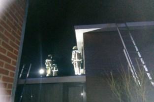 Bovenverdieping onbewoonbaar na brand in Eisden Tuinwijk
