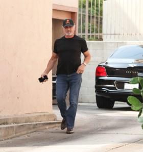 Sylvester Stallone verkoopt landgoed in Beverly Hills: iemand nog ergens 130 miljoen dollar liggen?