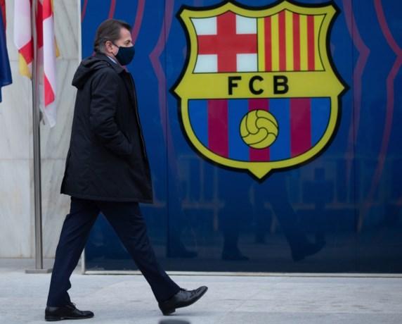 Barcelona verplaatst voorzittersverkiezingen naar 7 maart