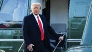 """Trump richt 'officieel bureau van de voormalige president' op, """"om agenda van regering Trump verder te zetten"""""""