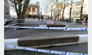"""Politie sluit zitbanken af door overlast 'hangsenioren': """"Ze keerden zich ook tegen de politie"""""""