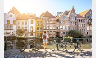 Deze Gentse huizenrij is wereldwijd zeer populair bij liefhebbers van architectuur