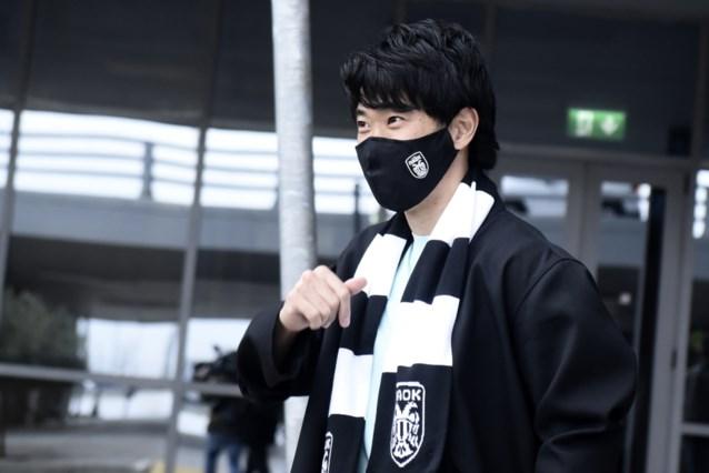 Transfervrije Shinji Kagawa zet zijn carrière voort in Griekenland