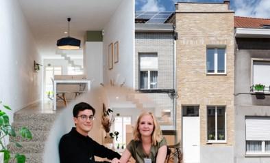 Hoe architecte Valerie een donker ultrasmal huis omvormde tot een ideale starterswoning