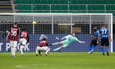 En of Romelu Lukaku het hoofd koel weet te houden: spits van Inter kan indrukwekkende strafschopstatistiek voorleggen