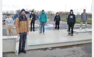 """Stad investeert 140.000 euro in nieuw skatepark: """"We zijn heel enthousiast én benieuwd"""""""