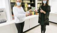 FAVV beloont voedingsdiensten van AZ Oudenaarde opnieuw met kwaliteitslabel