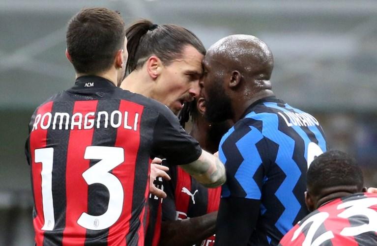 """Nieuwe beelden tonen waarom Lukaku zó woest werd op Ibrahimovic (en waarom het plots over """"voodoo"""" ging)"""