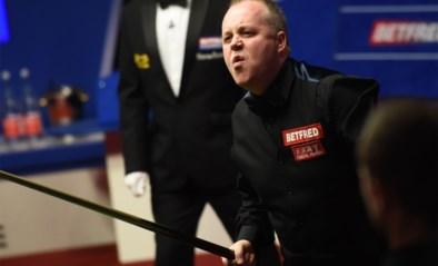 Ex-wereldkampioen John Higgins test positief op corona en mist German Masters snooker