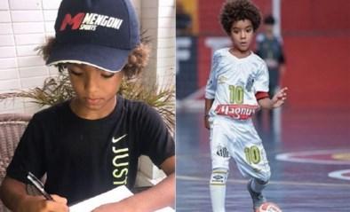 Nog een groter talent dan Messi en Neymar? Nike zorgt voor record door 8-jarig (!) diamantje binnen te halen