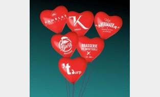 Zes horecazaken verkeren in romantische bui en lanceren valentijnsbox
