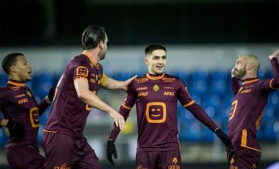 Marian Shved bezorgt KV Mechelen in het absolute slot de zege tegen rode lantaarn Waasland-Beveren