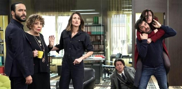 RECENSIE. 'Dix pour cent' op Netflix: Er werken ook goeie mensen in de showbizz ****