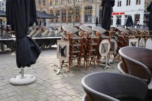 Terrasbelasting nog een heel jaar opgeschort in Gent?