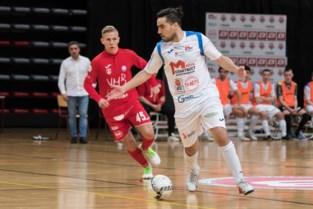 Jasper Buyl betere speler door combinatie van veld- en zaalvoetbal