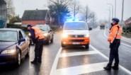 """Politie controleert aan de grens: """"Tot vrijdag waarschuwing, daarna pv's"""""""