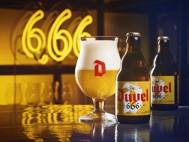 Nieuwe Duvel met 6,66 procent alcohol