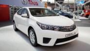 Toyota Corolla voor derde jaar op rij best verkochte wagen