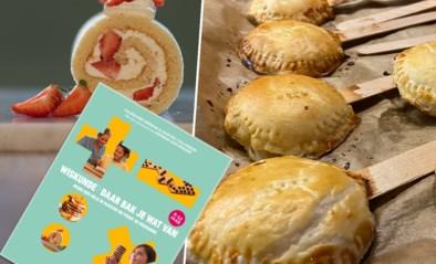 Een bank vooruit en een kus van de bakjuf: het kookboek dat je wiskundeles geeft