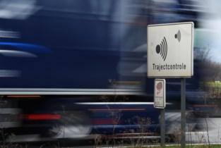 Binnenkort ook trajectcontrole aan tunnel Boudewijnlaan