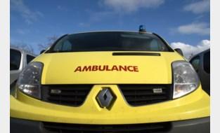 Bestuurder gewond bij ongeval in Maasmechelen