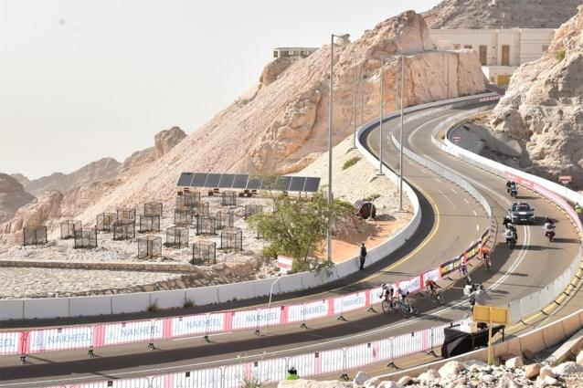 Twee aankomsten bergop in zevendaagse UAE Tour, de eerste WorldTour-ronde van 2021 met tal van toppers
