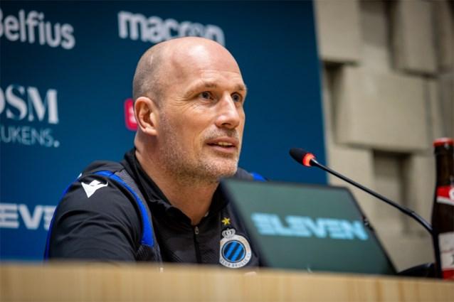 """De klok tikt voor Club Brugge, maar Clement verwacht nog aanvallende versterking: """"Heb vertrouwen dat het goed komt"""""""