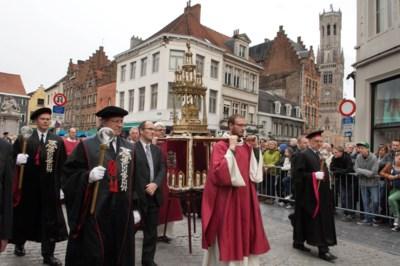 """Ook dit jaar geen Heilig Bloedprocessie in Brugge: """"We kunnen geen 1.700 figuranten veilig samenbrengen"""""""