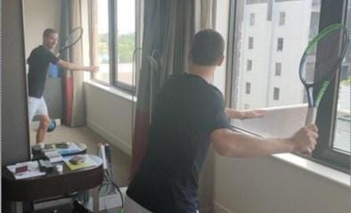 """Kimmer Coppejans zit al dertien dagen vast op een hotelkamer in Melbourne: """"Mijn laatste portie frisse lucht dateert van 16 januari"""""""