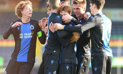 Club Brugge treft Turkse Baseksehir in eerste ronde UEFA Youth League, Genk moet tegen Slovaakse Zilina