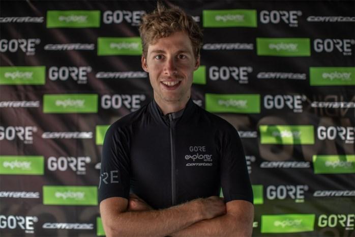 """Rob Vanden Haesevelde wordt opgevist bij Duits profteam: """"Als ik nu een wiel kapot rijd, zal ik niet eerst naar mijn portefeuille moeten kijken"""""""