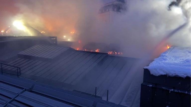 Bozar klaar om de deuren te heropenen na dakbrand