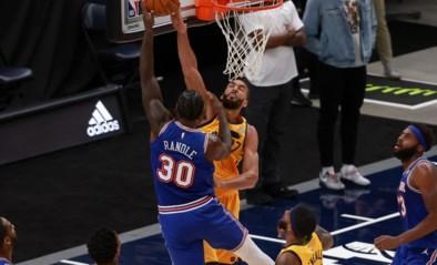 NBA. 2m16 grote Rudy Gobert maakt indruk bij Utah, dat nu al negen keer op rij won