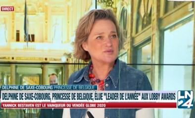 """Prinses Delphine openhartig in interview: """"De dag waarop ik erkend werd, zijn de mensen veranderd"""""""