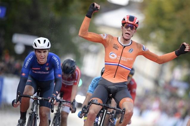 Hij was 15 minuten wereldkampioen, en daar blijft het bij: Nederlandse renner blijft na uitspraak achter met trauma