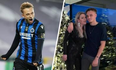 """Moeder, jeugdtrainer en hoofdscout zijn vol lof over 'mirakelman' Noa Lang: """"Hij zit op zijn plek in Brugge"""""""
