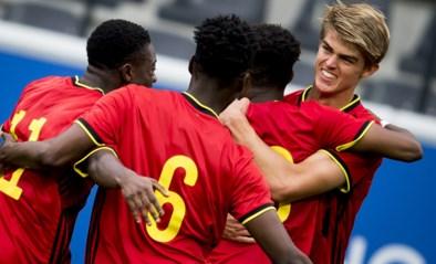 Belgische beloften kennen hun tegenstanders in kwalificaties voor EK 2023