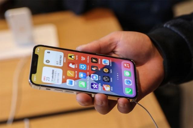 Sterke vraag naar nieuwe iPhone leidt tot recordkwartaal voor Apple