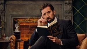 """Nicolas Cage brengt zijn """"wildste film ooit"""" uit en het heeft te maken met een leren pak dat kan ontploffen"""