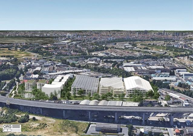 Stad Leuven dient bezwaarschrift in tegen Uplace-alternatief Broeklin