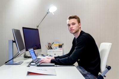 """Doelman Anthony Swolfs (23) stopt met profvoetbal en wordt belegger: """"Ik ben liever mijn eigen baas"""""""