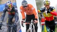"""Ex-wereldkampioenen Erwin Vervecken en Roland Liboton stellen de ideale renner samen: """"De Wout is een boem, jongen. Al zit Van der Poel daar kortbij, hè"""""""