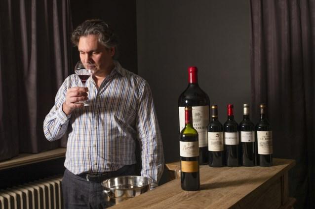 Wijnhandelaar Benedickt boog zijn handicap om tot troef: hier wordt écht blind geproefd
