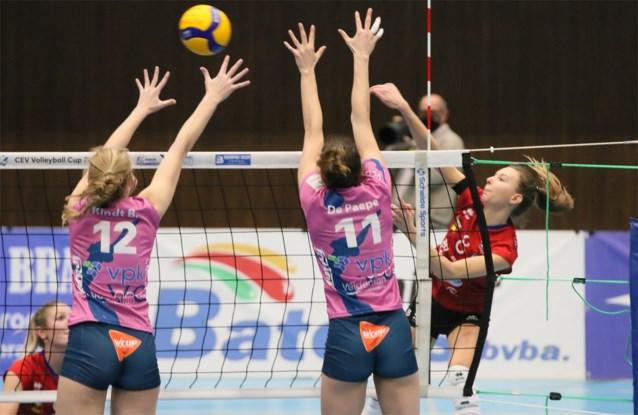 Oudegem en Asterix AVO Beveren bereiken finale Beker van België volleybal