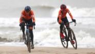 Dankzij deze bandenkeuze bleef wereldkampioene Lucinda Brand overeind in Oostende