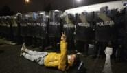 Zes mensen opgepakt bij protesten tegen strengere abortuswet in Polen, twee agenten naar ziekenhuis