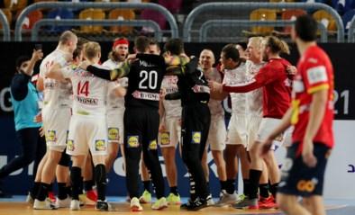 Denemarken en Zweden spelen finale WK handbal