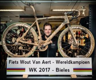 """Niels Albert: """"Ik vraag me af waar Wout en Mathieu er elkaar op dit parcours kunnen afrijden"""""""