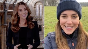 """Kate Middleton breekt lans voor mentale gezondheid: """"Dit is een uitdagende tijd voor iedereen"""""""